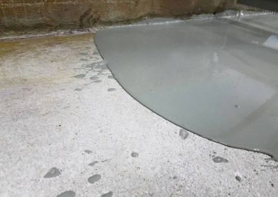 Concrete Self Level